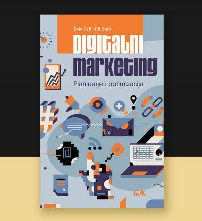 Digitalni marketing: planiranje i optimizacija Dejvid Čefi