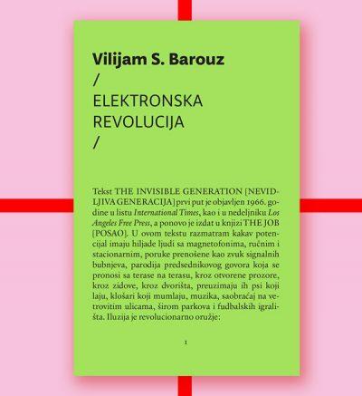 Vilijam Barouz Elektronska revolucija