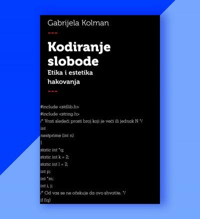 Gabrijela Kolman Kodiranje slobode