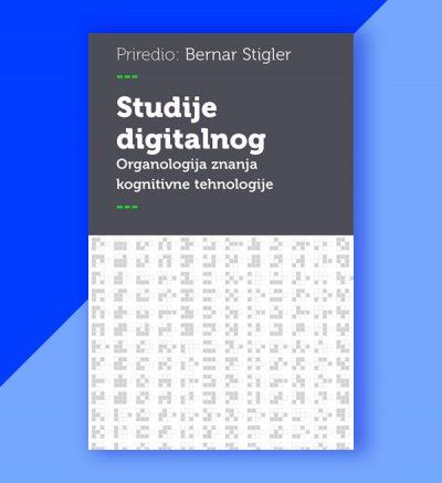 Bernar Stigler Studije digitalnog